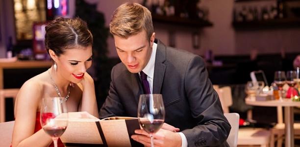 Годовщина свадьбы в ресторане Blackwood